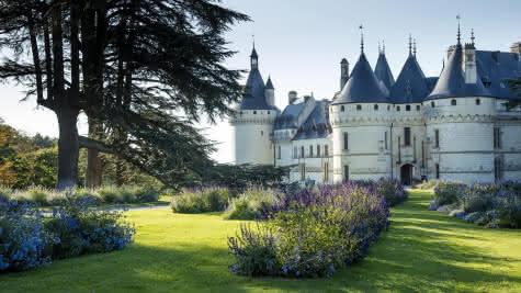 Château de Chaumont-sur-Loire en Loir-et-Cher Val de Loire ©E-Sander