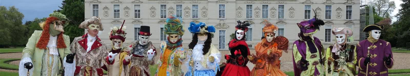 Idées de sorties en Loir-et-Cher / Week-end Vénitien