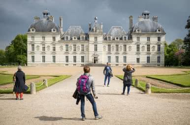 Château de Cheverny en Loir-et-Cher Val de Loire ©Cyril Chigot - CD41