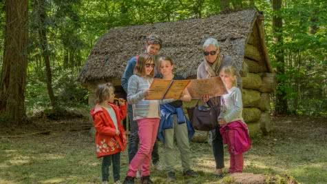 Vacances en famille en Loir-et-Cher - Chasse au trésor au château de Villesavin ©MirPhoto-ADT41