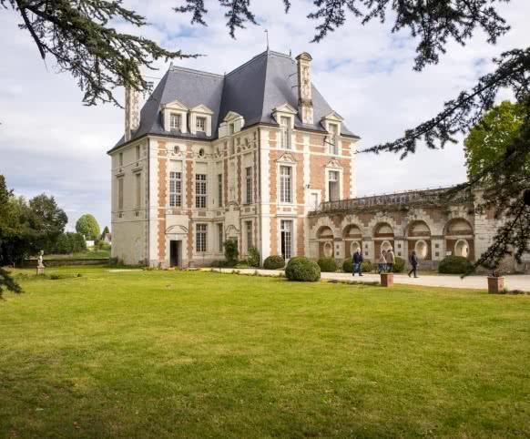 Le château de Selles sur Cher