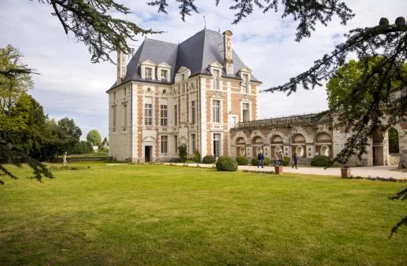 Château Selles-sur-Cher ©Cyril Chigot - Conseil départemental 41