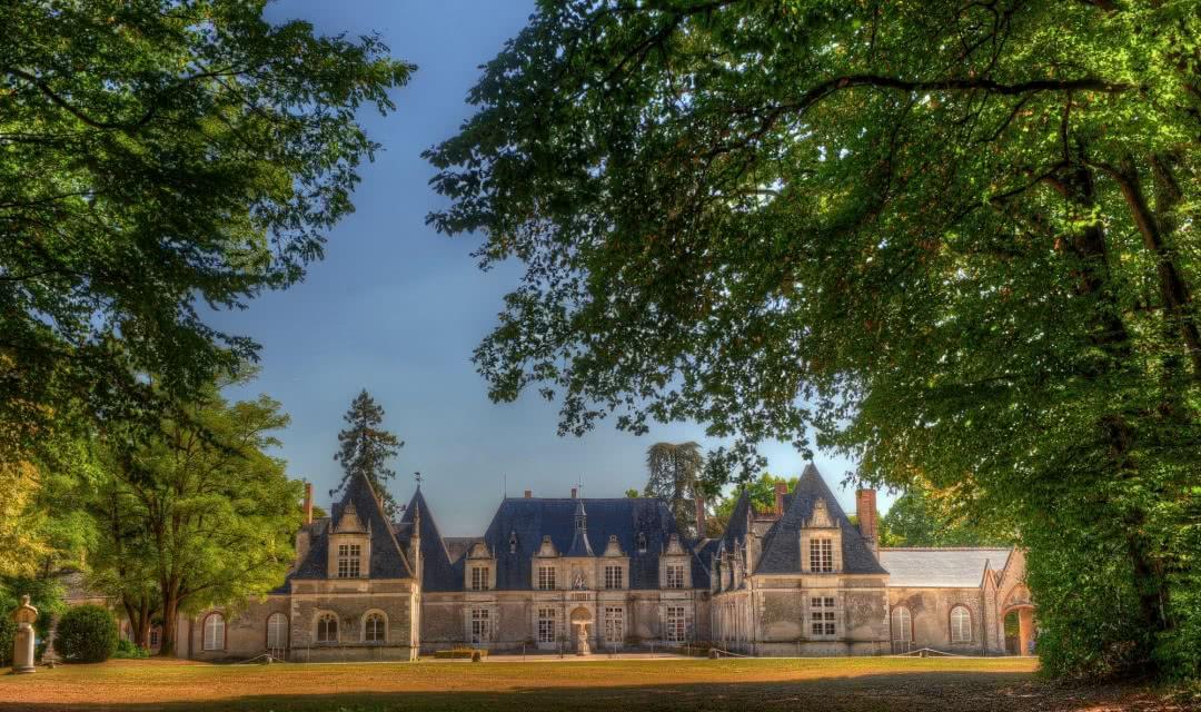Château de Villesavin à Tour-en-Sologne - Vacances en Loir-et-Cher Val de Loire ©Leonard de Serres