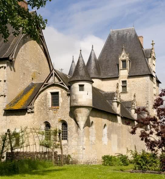Château de Fougères-sur-Bièvre en Loir-et-Cher Val de Loire ©Cyril Chigot - CD41