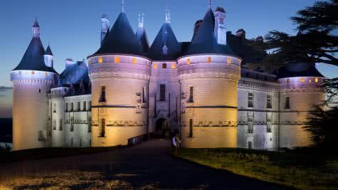 Château de Chaumont-sur-Loire en Loir-et-Cher ©DR