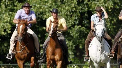 FFE - Randonnée équestre en Loir-et-Cher Val de Loire
