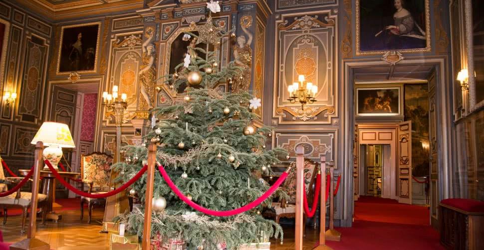 Noël Château Cheverny ©Mir Photo