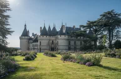 Domaine de Chaumont-sur-Loire ©MirPhoto