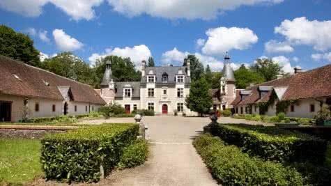 Château de Troussay - Vacances en Loir-et-Cher Val de Loire