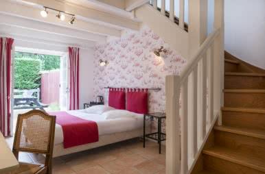 Les hébergements en Loir-et-Cher Val de Loire - Les hôtels ©S.Parisi