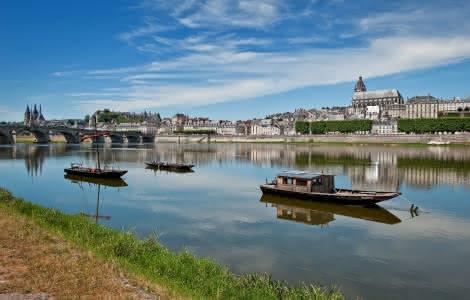 La Loire au coeur de la ville royale de Blois©Laurent-Alvarez-ADT41