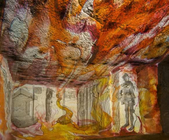 Les caves Monmousseau ©Caves Monmousseau