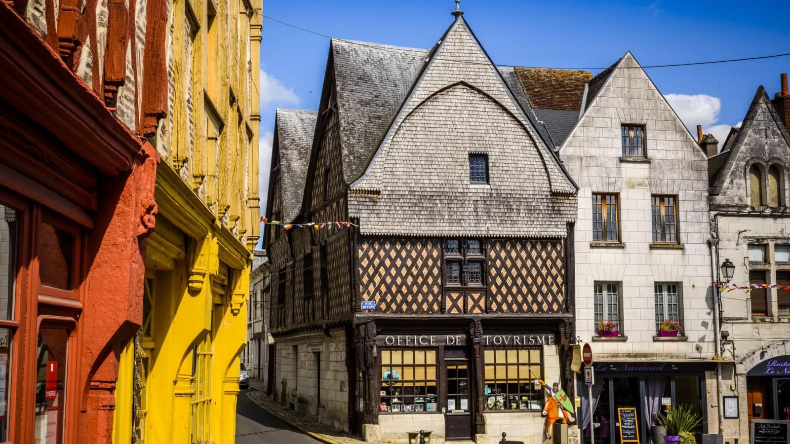 Office de Tourisme de Montrichard - Vacances en Loir-et-Cher Val de Loire