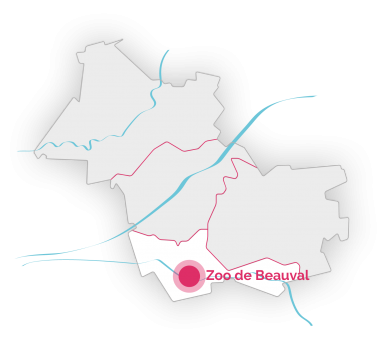 VDL - Carte - Beauval