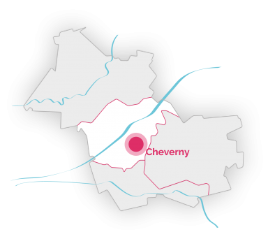 VDL - Carte - Cheverny
