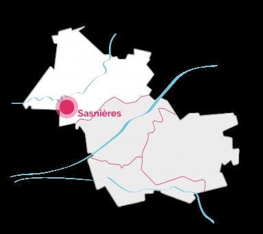 VDL-Carte - Sasnieres