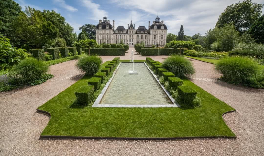 Visites du château de Cheverny en Vallée de la Loire Loir-et-Cher ©Jn - Thierry - Digikode