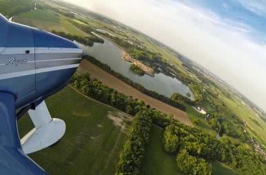 Vol en ULM au-dessus du Loir ©CG41-Acharron (5)