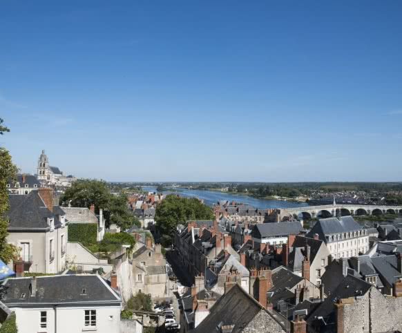 Vue de la ville royale de Blois©Mir-Photo-ADT41