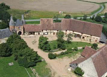 Commanderie Templière d'Arville - Voyage dans le temps en Loir-et-Cher Val de Loire ©CDT 41-VU2O productions - Coulaines