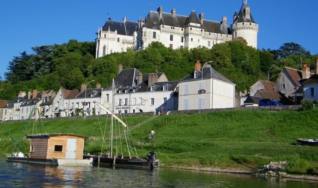Bateau - Chaumont-sur-Loire ©CDT41 - Sheimonet