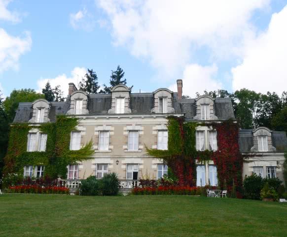 Château des Tertres - Onzain ©CDT 41
