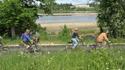 Vacances à vélo - La Loire à vélo en Loir-et-Cher ©JDAMASE-CRT-CENTRE-VAL-DE-LOIRE