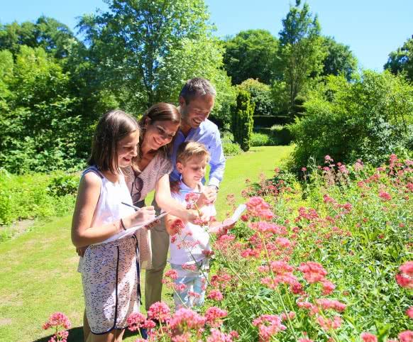 Visite ludique avec les enfants -Vacances en famille en Loir-et-Cher Val de Loire ©ADT-Ludovic Letot