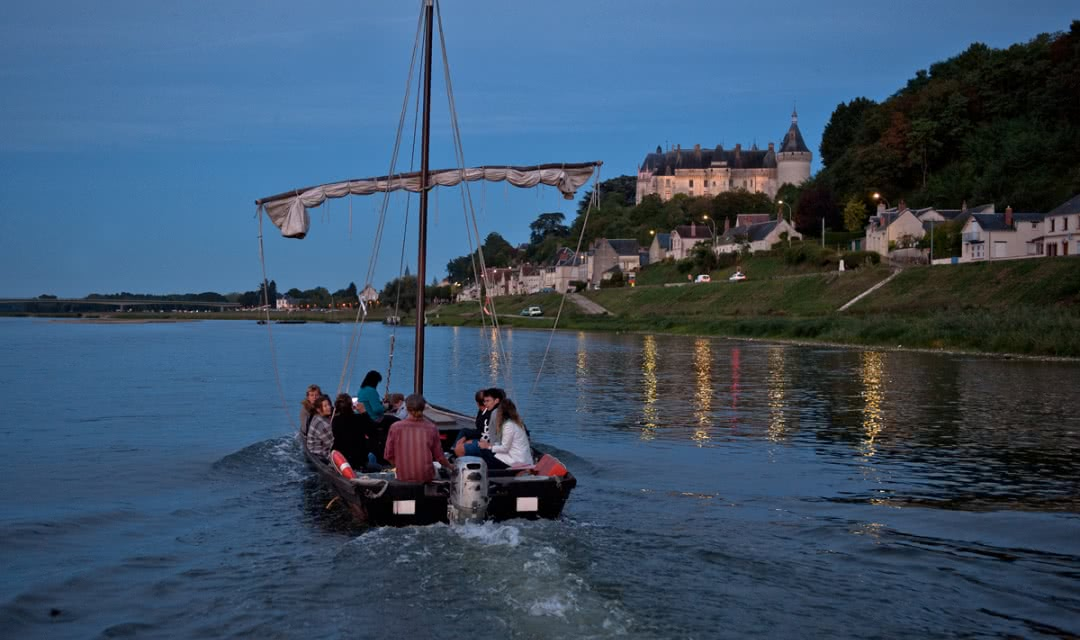 balade en bateau traditionnel