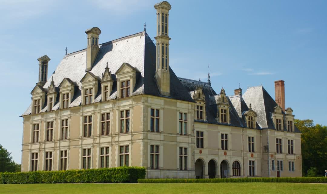 Château de Beauregard à Cellettes en Vallée de la Loire Loir-et-Cher ©Cécile Marino-ADT41