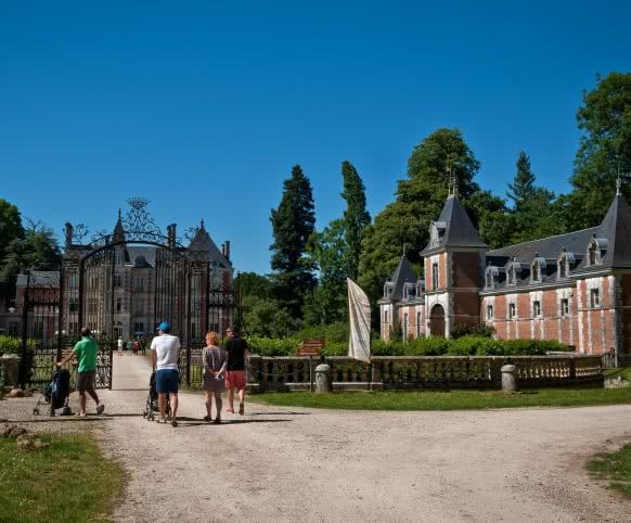 Château des énigmes - Rocheux Freteval ©ADT 41- lgg @ cdevl2013
