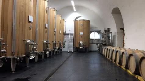 Visite du chai et des vins du château de Selles-sur-Cher - Vacances gourmandes en Loir-et-Cher ©Château de Selles-sur-Cher