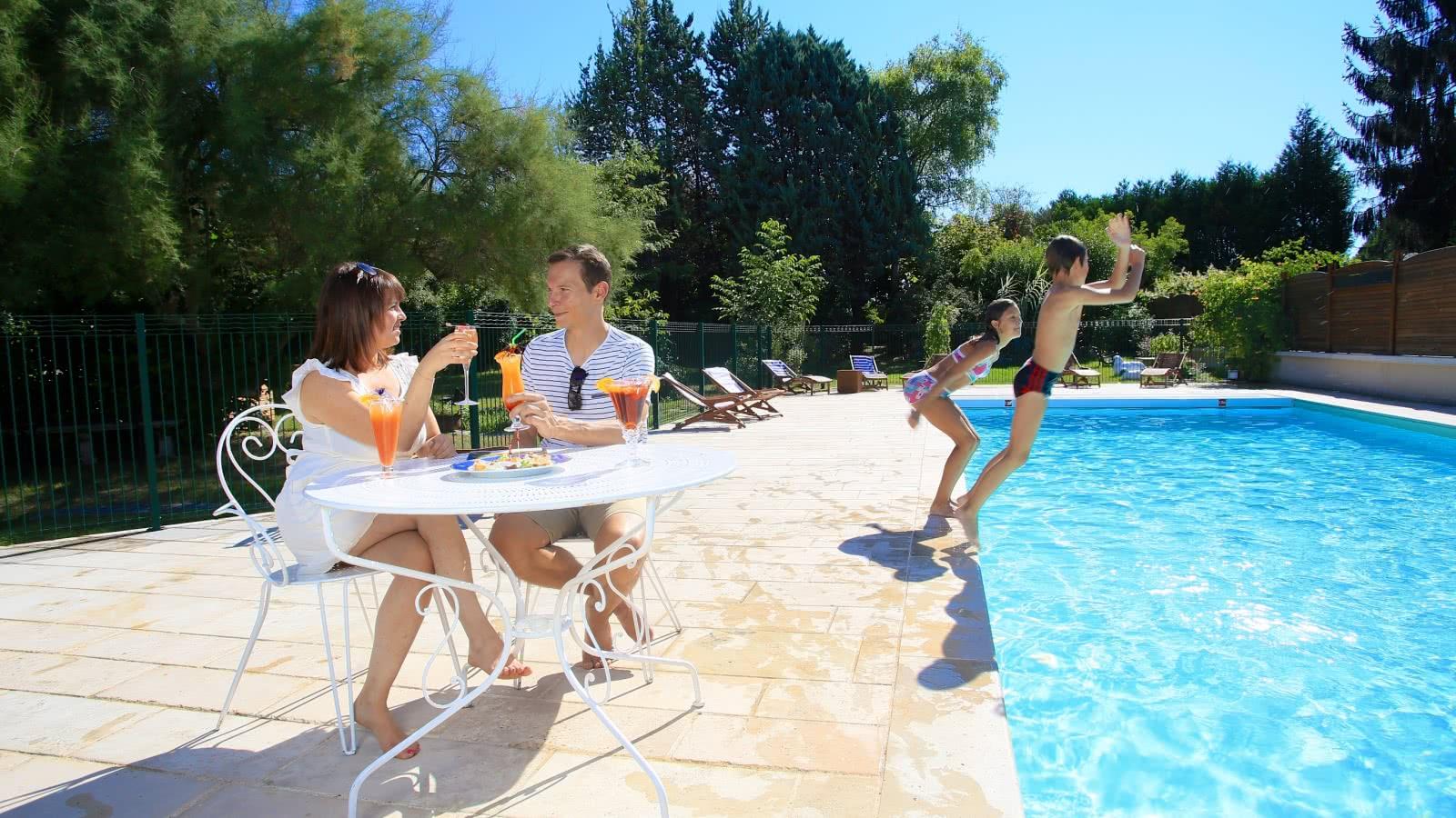 Vacances en famille en Loir-et-Cher Val de Loire ©ADT-Ludovic Letot