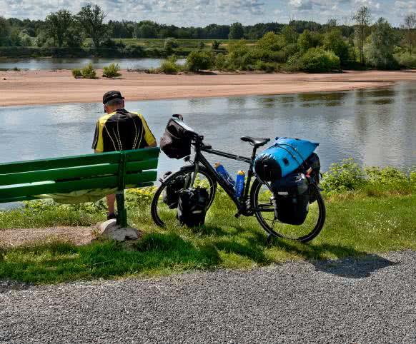 Venir à vélo en Loir-et-Cher Val de Loire - Vacances à vélo @L.Alvarez-10