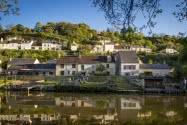 Le Loir - Village troglodytique de Trôo en Vendômois - Découverte nature et insolite en Loir-et-Cher Val de Loire ©Cyril Chigot - Conseil départemental 41