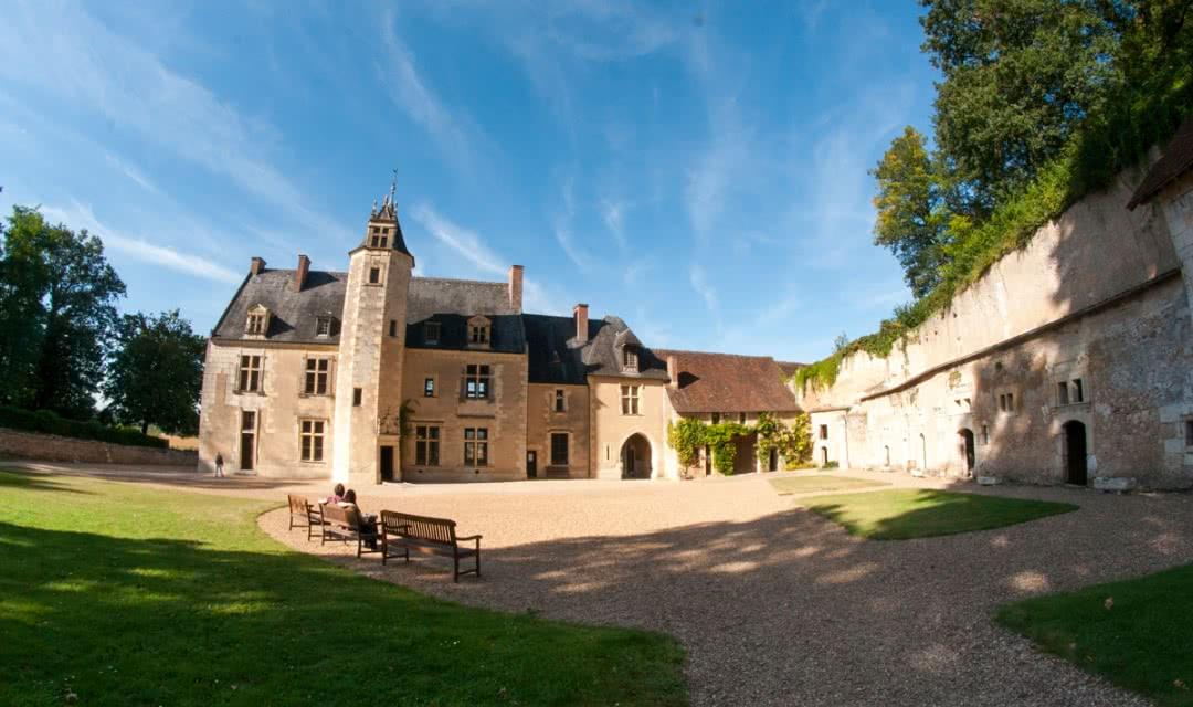 Manoir de la Possonnière demeure natale de Pierre de Ronsard