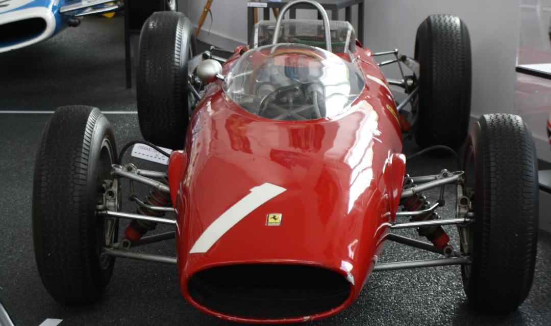 Musée automobile Matra - Romorantin ©ADT 41 - A.Filippi