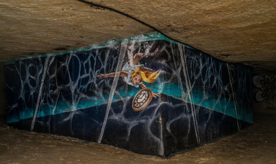 Troglo Degusto, visite et dégustation dans les galeries troglodytiques de la vallée du Cher ©MirPhoto-ADT41