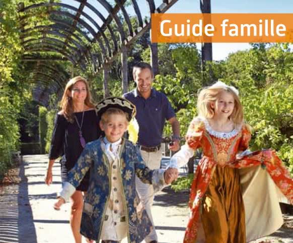 Vacances en famille en Loir-et-Cher - Le guide des P'tits Curieux