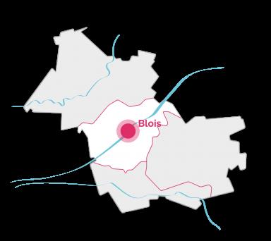 Blois - ville royale - vacances en Loir-et-Cher