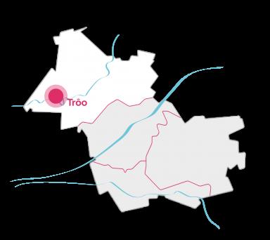 VDL - Carte - Troo