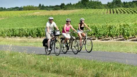 Faverolles-sur-Cher - Itinérance randonnée à vélo en Loir-et-Cher ©Comité Régional du Tourisme Centre-Val de Loire
