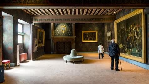 Musée des beaux arts du château royal de Blois - Vacances en Loir-et-Cher Val de Loire ©C.Chigot - Conseil départemental 41