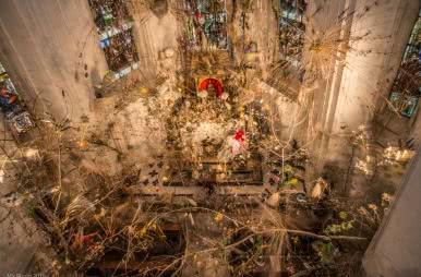 Noël au château de Chaumont-sur-Loire ©MirPhoto