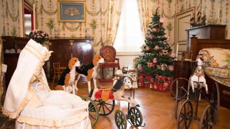 Noël au château de Cheverny ©MirPhoto