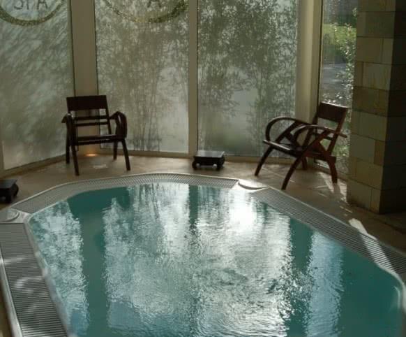 Le spa balnéo du ZooParc de Beauval - Bien-être en Loir-et-Cher Val de Loire ©ZooParc de Beauval