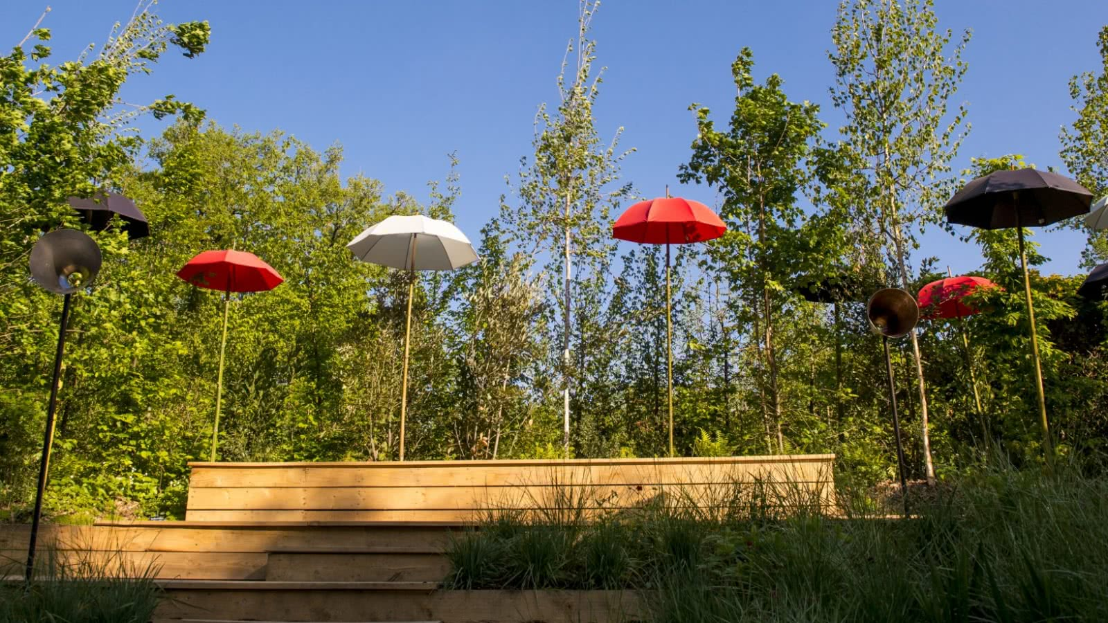 les jardins remarquables du val de loire - chaumont-sur-loire