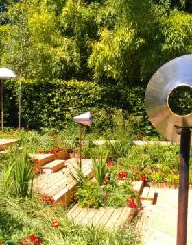 Les jardins remarquables du val-de-loir _ chaumont-sur-Loire