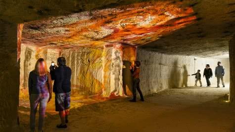 Caves Monmousseau à Montrichard - Vacances gourmandes en Loir-et-Cher Val de Loire ©ACKERMAN