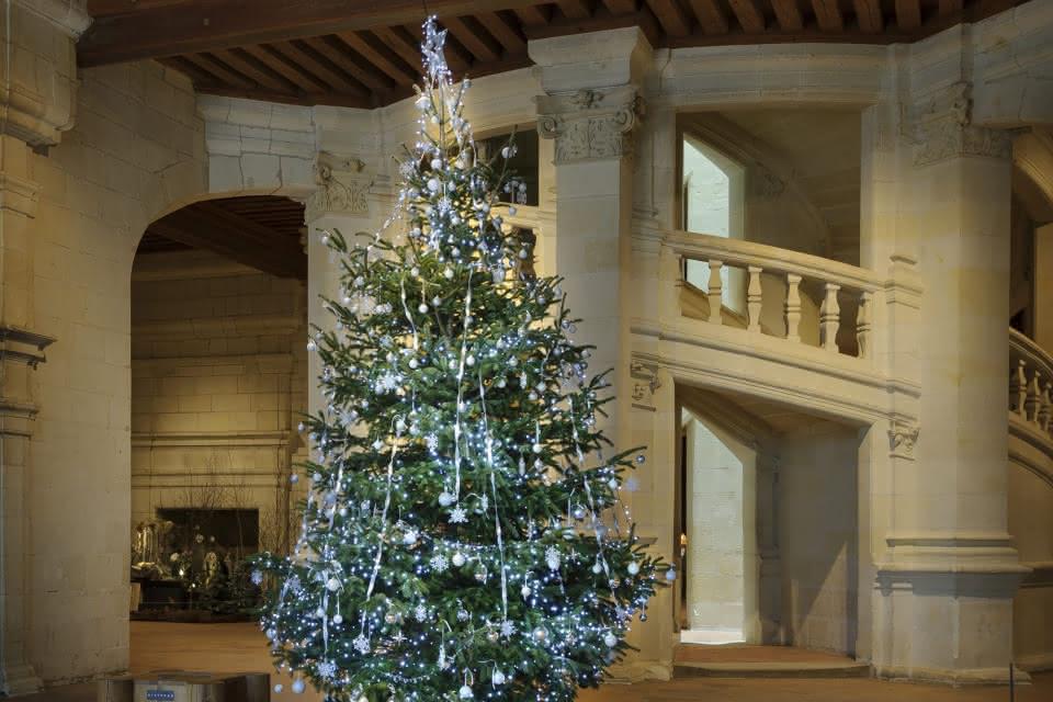 Noël au château de Chambord ©Léonard de Serres